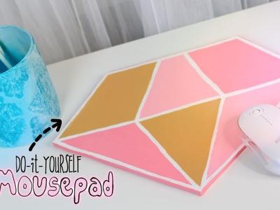 DIY Glam Mousepad