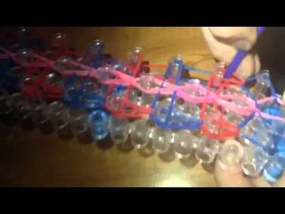 DIY: Rainbow Loom - Ladder Bracelet Tutorial