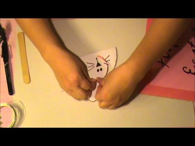 Hoppy Easter Wall Hanging Tutorial