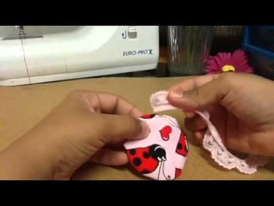 How to make a yoyo flower
