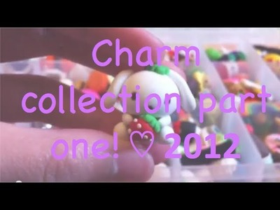 Polymer Clay Creations part one!♡2012