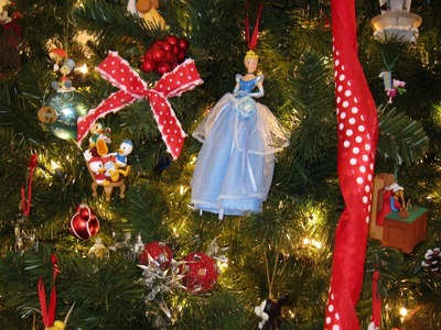 Disney Christmas Decorations - at Home