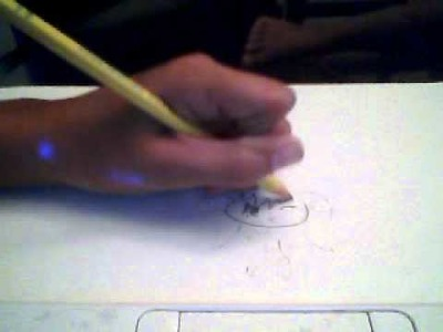 How to draw a Chibi Cheerleader (for beginners)