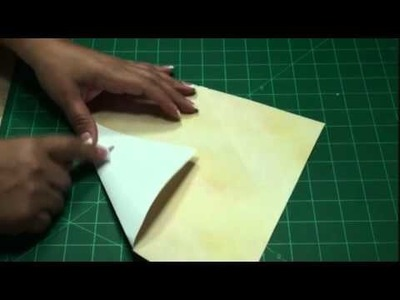 How to Make a Lined Envelope Episode 1