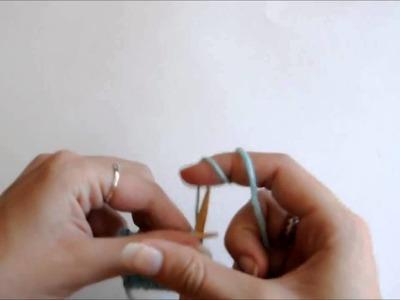 Knitting Fundamentals: How to Do a KFB Increase