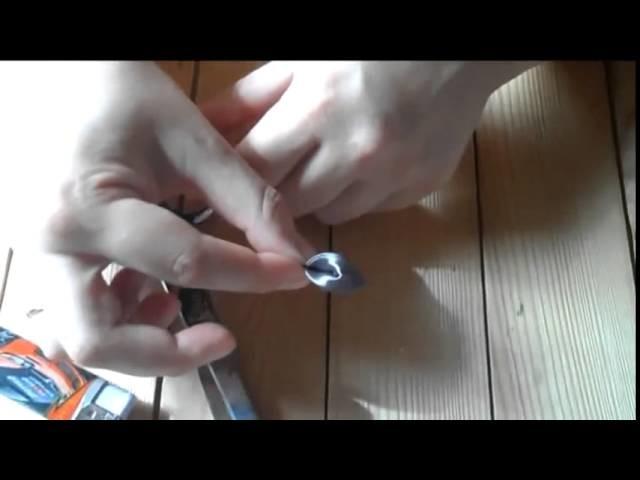 Master class Triangle wrenching petal kanzashi kanzashi petals