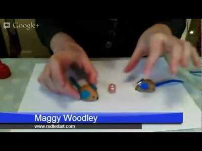 Traditional Crafts for Kids: Walnut Mice