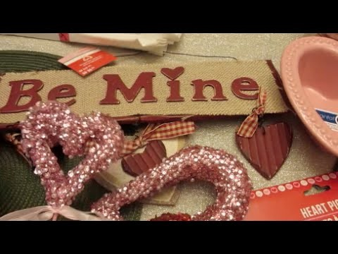 Valentine's Day Home Decor Haul!!