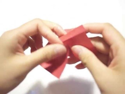 ASMR sounds: origami rose (no talk)