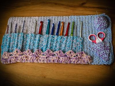 Etui na szydełka. case for crochet
