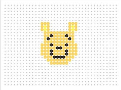 Hama Bead Winnie The Pooh (Disney Series #7)