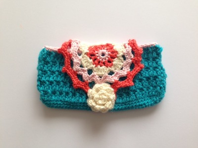 How to crochet cell.mobile phone case