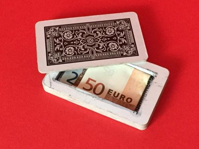 How To Hide Money In A Deck Of Cards - DIY Crafts Tutorial - Guidecentral