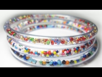 How to make a candy sprinkle bracelets - EP