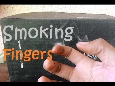 How To Make a Smoking Fingers