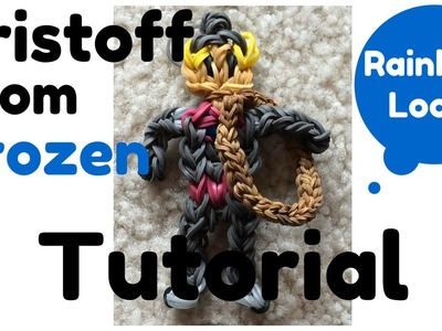 Kristoff Rainbow Loom Tutorial