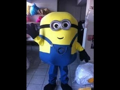 Minion Despicable Me Kids Costume Character Rental! 888 501 4FUN http:.www.funfactoryparties.com.