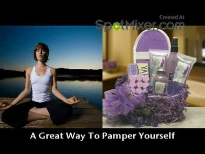Pamper Gift Ideas - Gifts by Occasion
