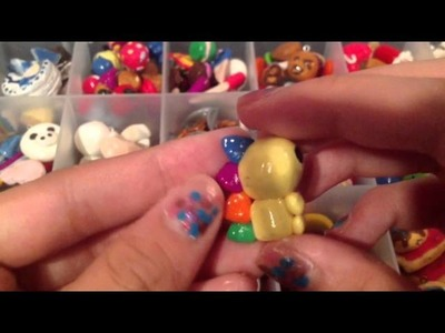 Polymer Clay Charm Collection Part 1