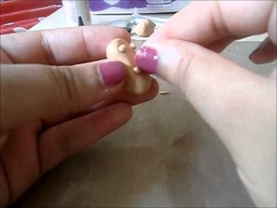 Polymer Clay Tutorial: Kapibarasan Charm.