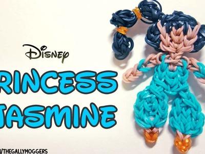 Rainbow Loom Princess Jasmine Action Figure Doll - How To