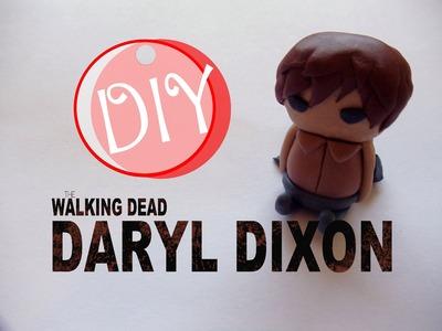 The Walking Dead Daryl Tutorial [Polymer Clay ^_^]