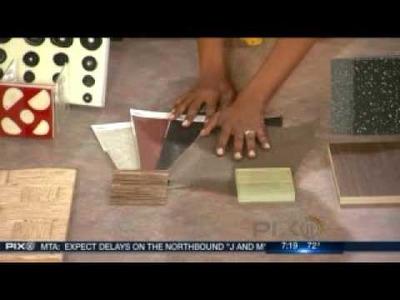 Celebrity Interior Designer Cathy Hobbs on the PIX Morning News