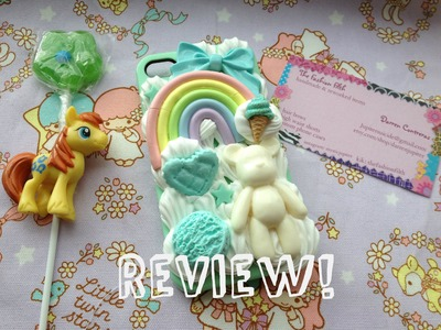 Decoden Case Review ~ The Fashion Filth ~