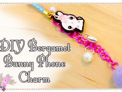DIY Bergamot Bunny Phone Charm - Violet LeBeaux