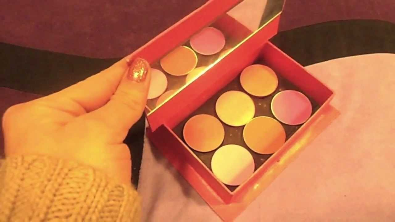 How to create your own BOOK OF BLUSHES - Great gift!!!