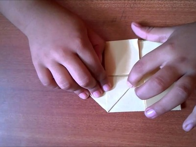 How to Make a Paper House with Easy Folds