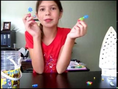 How To Make A Perler Bead Flower