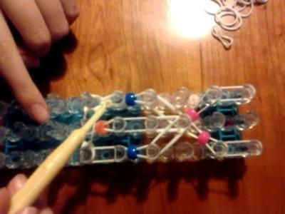 How to make Rainbow Loom Bunny Charms