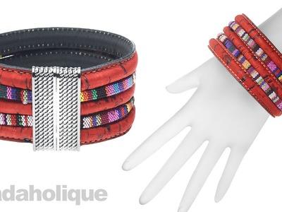 How to Make the Jhapa Bracelet