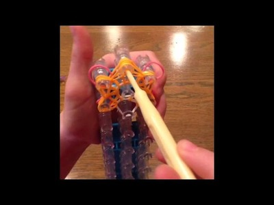 How To - Rainbow Loom - Butterfly Ring
