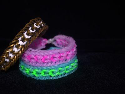 Mariella Bracelet ***Hook Only*** Rainbow Loom