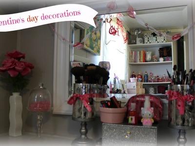 My Valentine's Day Decorations!