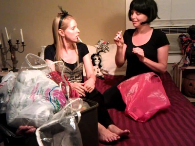 What's In The Costume Box: Playing Dress Up