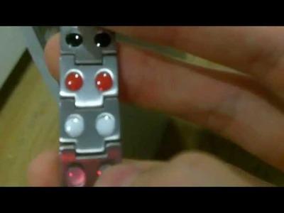 4 Elements Germanium Bracelet - with FIR, Magnets, Negative Ion Bracelet