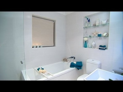 Better Homes and Gardens - Decorating: bathroom makeover