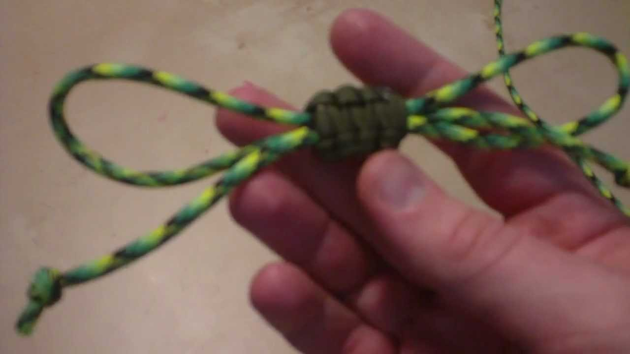 Cobra stitch Form: double loop end or figure eight how to
