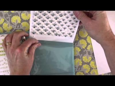 Craft Room Confessional, Ep. 12: Orgnanizing Rhinestones & Stickers