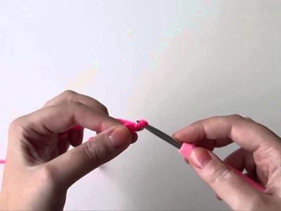 Crochet Fundamentals: How to do Chain Stitch