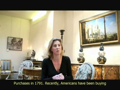 Interview with Marella Rossi, expert in 18th Century furniture, by www.artfinding.com