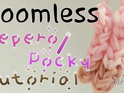 Loomless Pepero Tutorial {Rainbow Loom||CraftyMints}