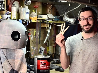 Prop: Shop - The Basics of Bondo for Props and Costumes