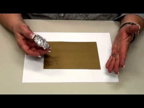 Quick Tip- How to Create a Homemade Texture Sheet
