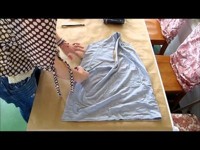 5 minute T-Shirt Vest. [HD]1080p