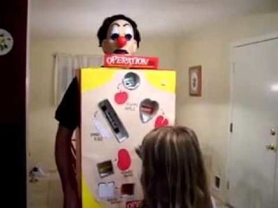 Coolest Homemade Operation Game Halloween Costume