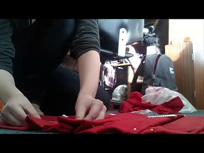Cosplay: Asuna Skirt Tutorial Part 2 ( Sword Art Online )